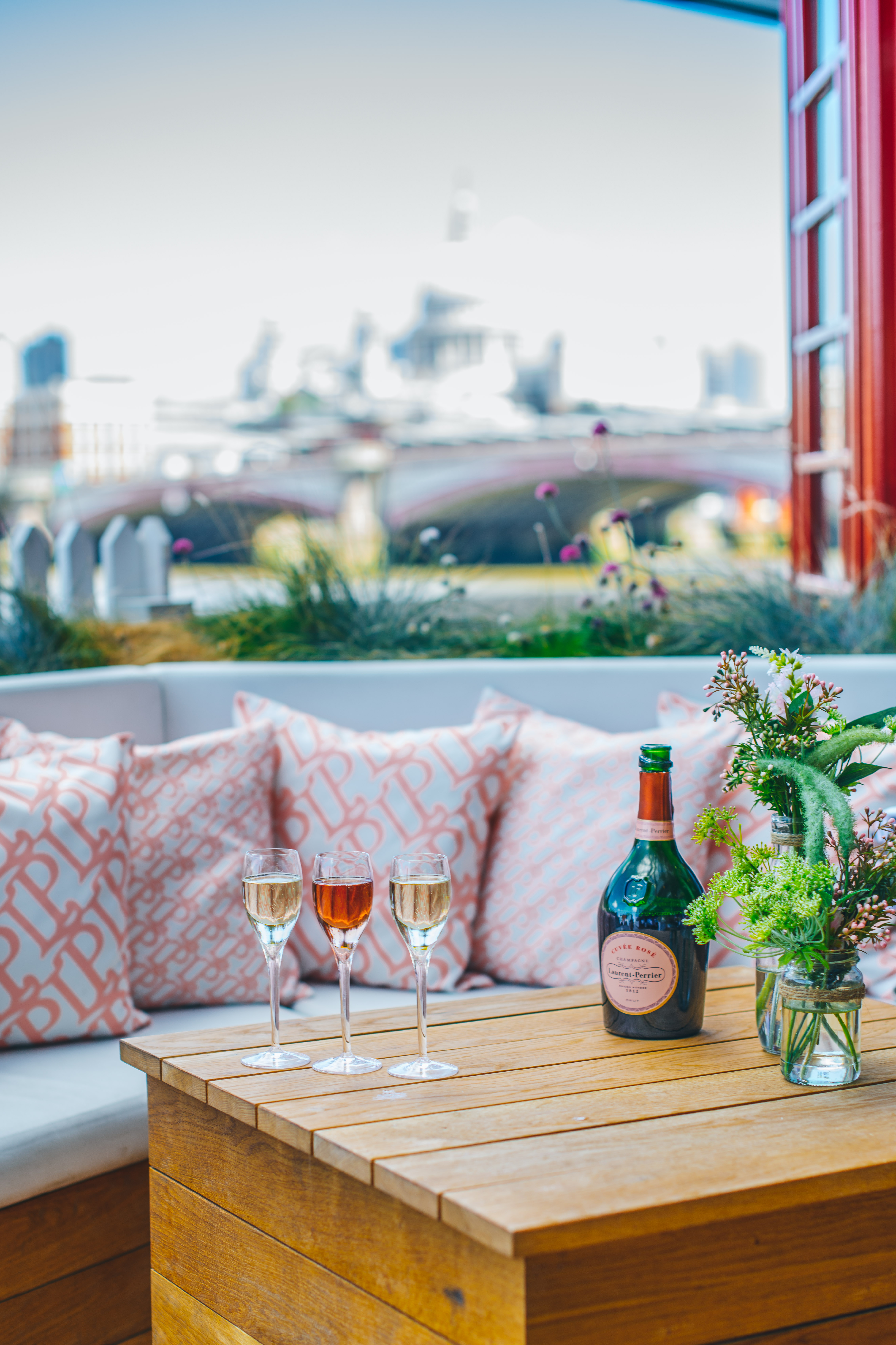 4th of July celebrations at The Mondrian, London 6