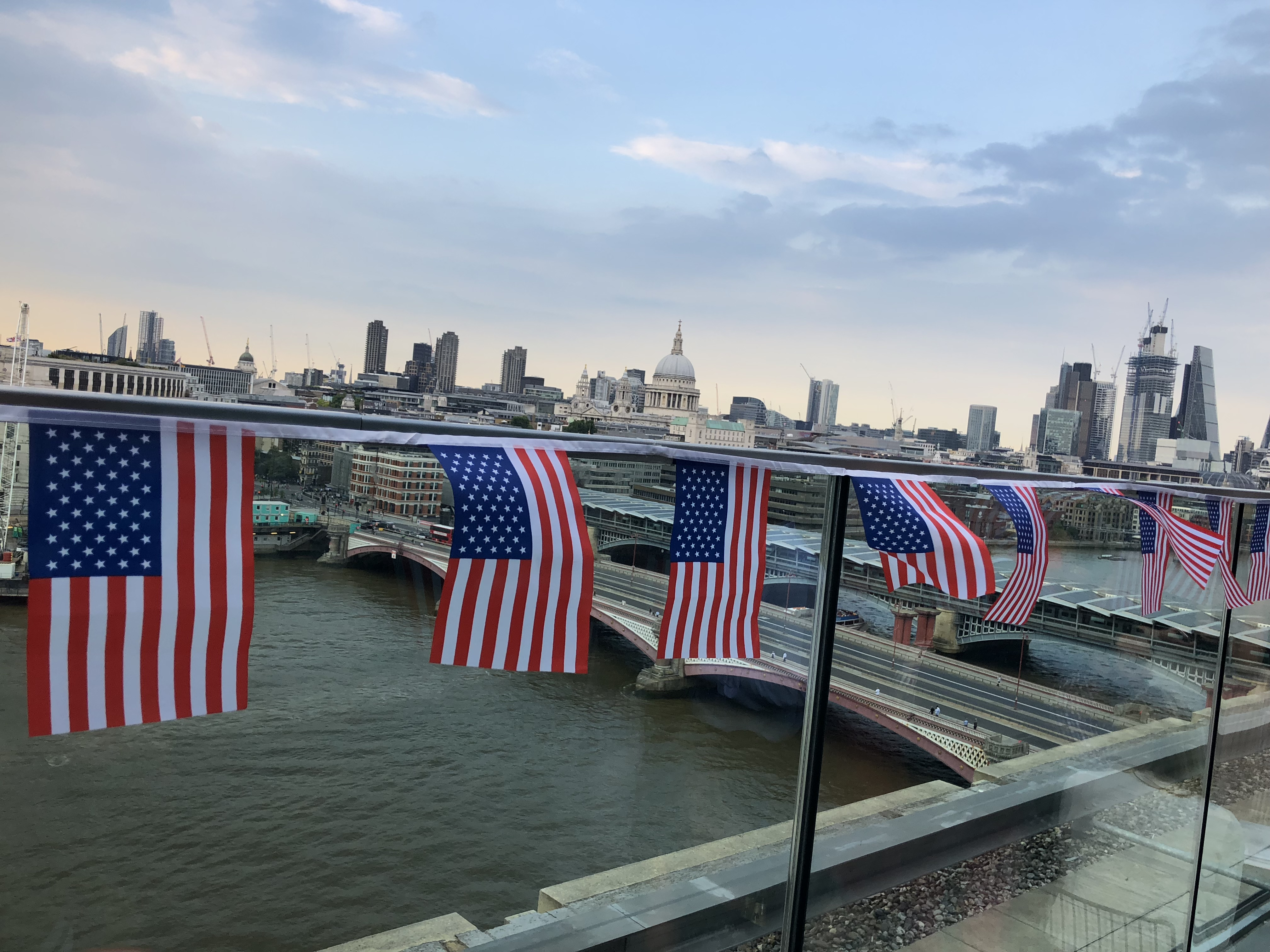 4th of July celebrations at The Mondrian, London 7