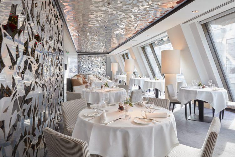 Angler Restaurant, Moorgate, London 2