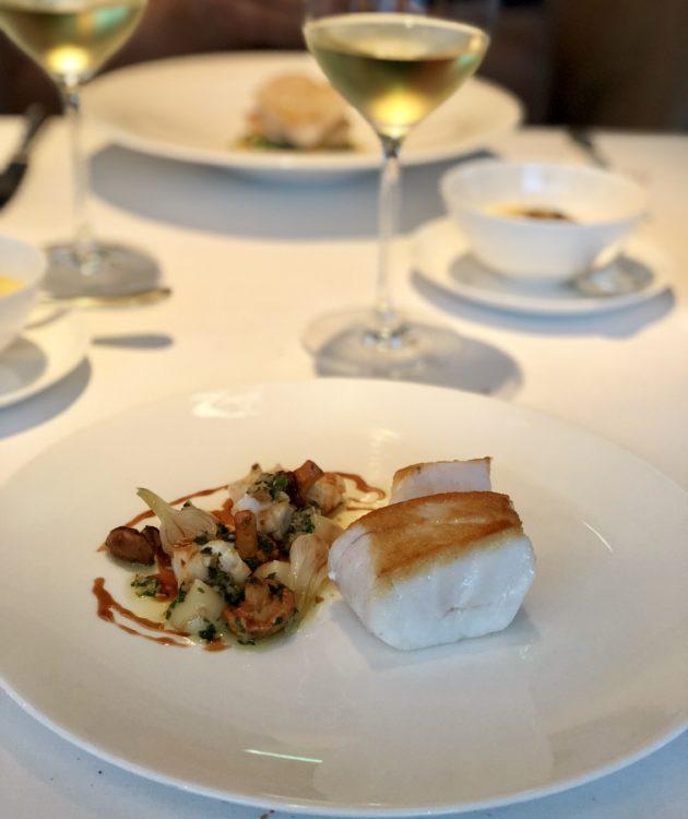 Angler Restaurant, Moorgate, London 6
