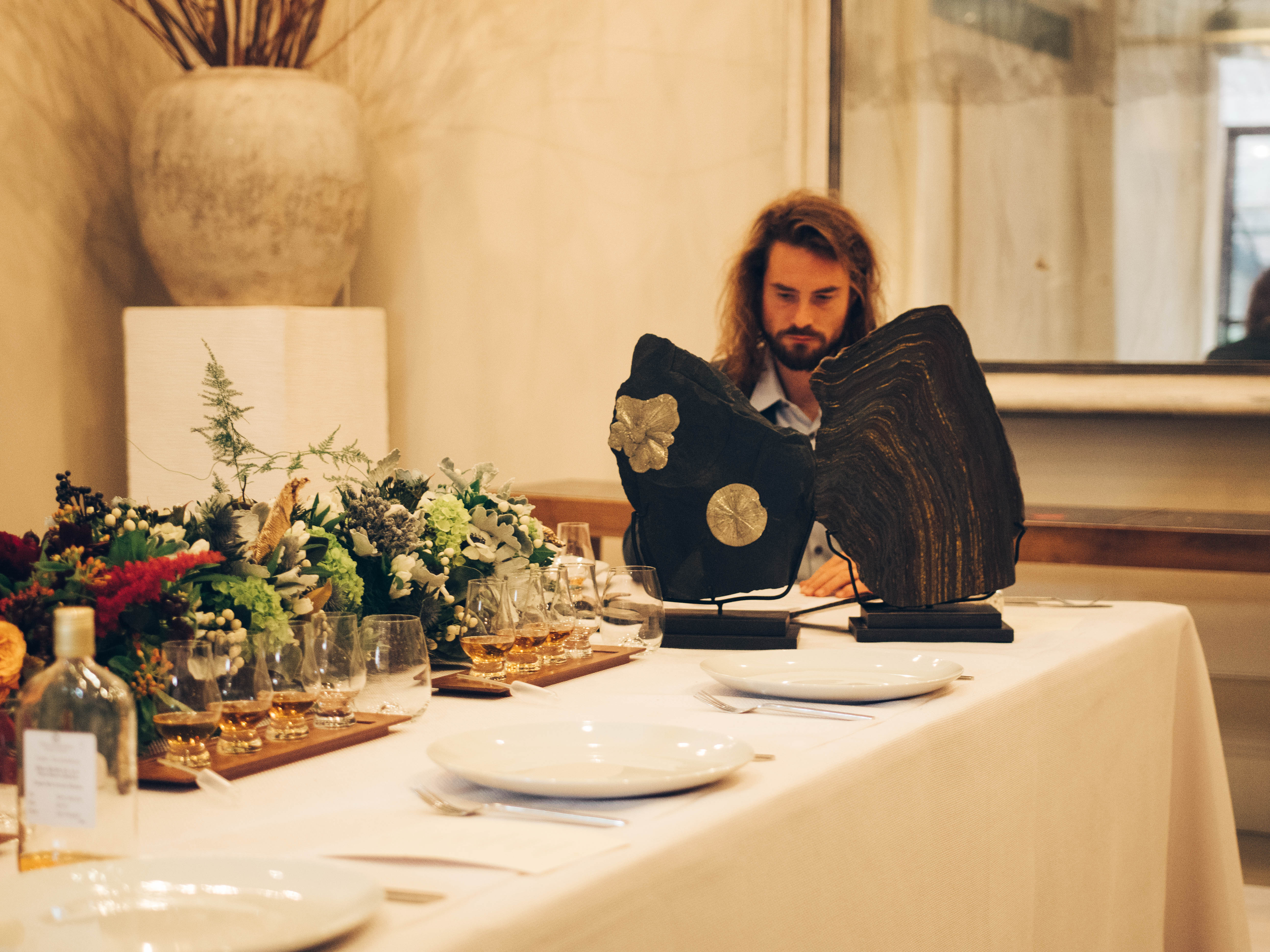 Private Dining with Royal Salute and Barnabé Fillion, New York 21