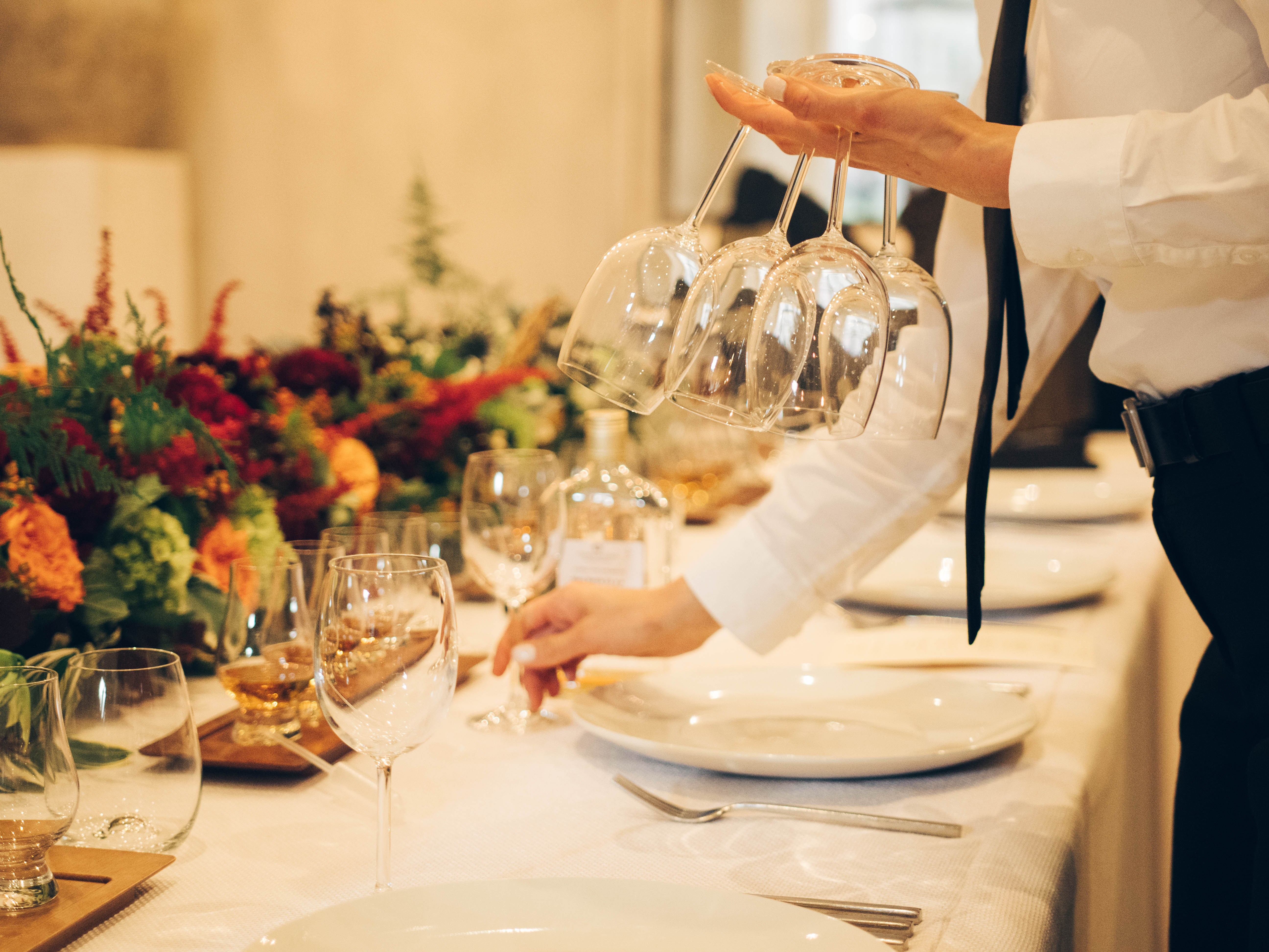 Private Dining with Royal Salute and Barnabé Fillion, New York 22