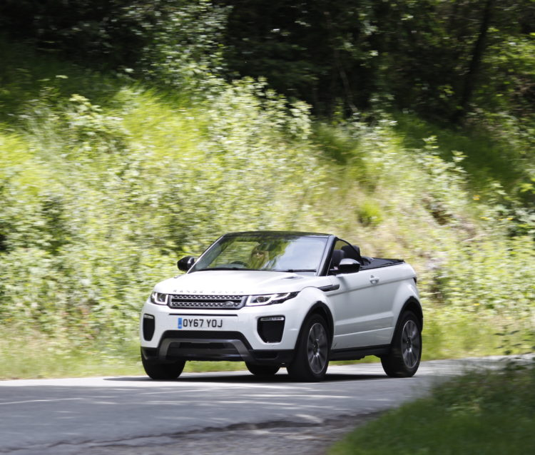 The Summer Road Trip: Bordeaux to Toulose in the New Range Rover Evoque