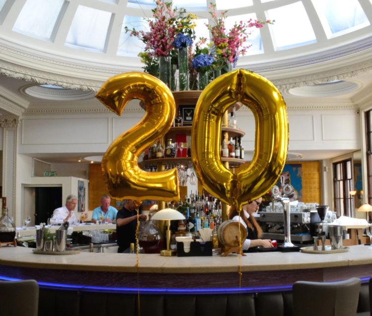 Søren Jessen – Celebrating 20 years at 1 Lombard Street