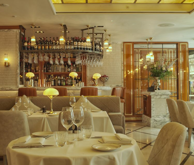 San Carlo Restaurant, London