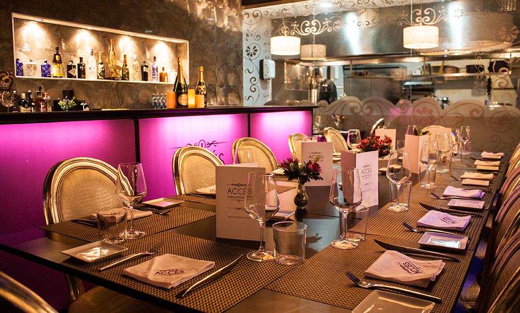 Accés Restaurant, Barcelona