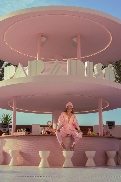 Pink Paradiso 1