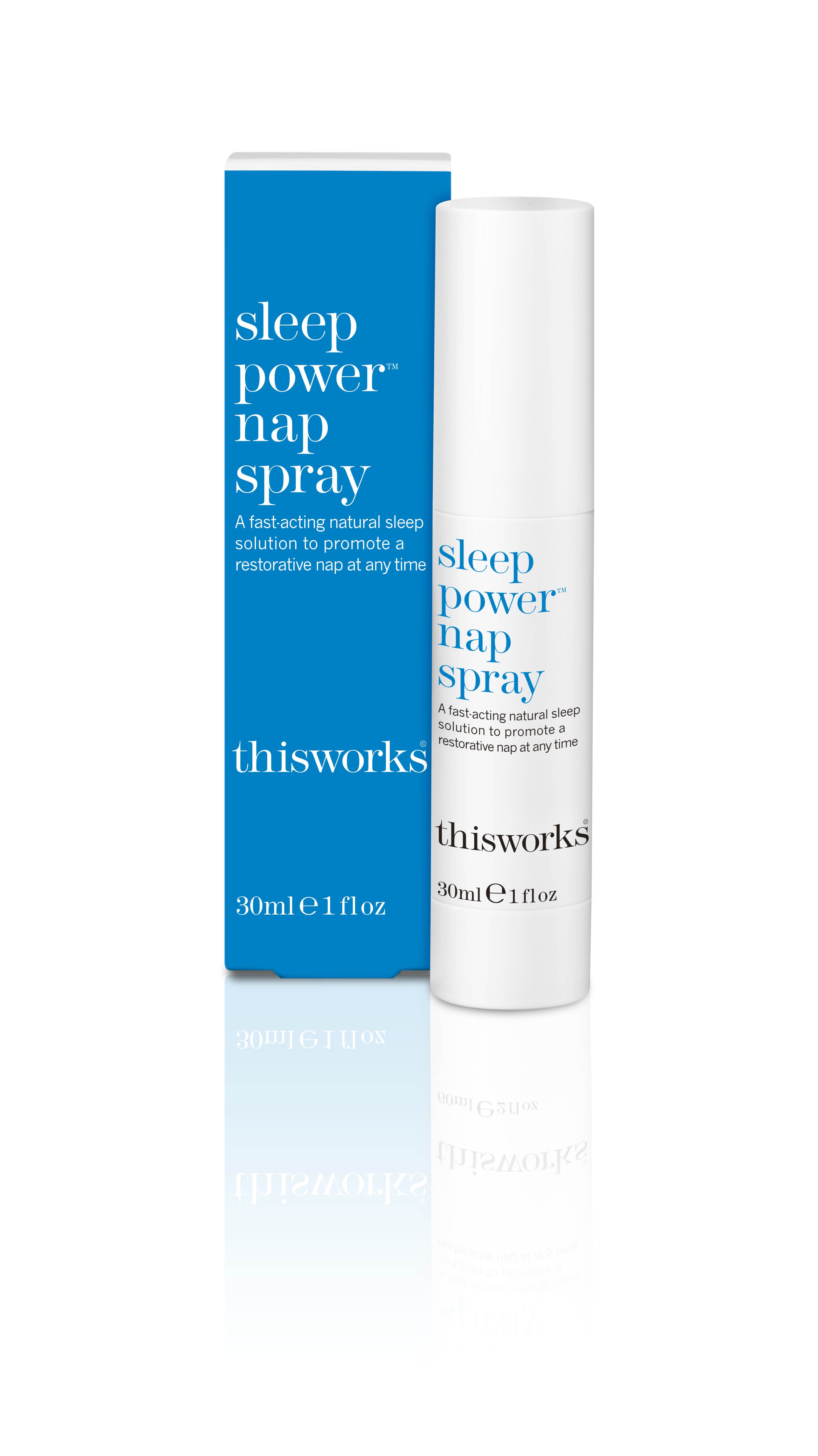 This Works: Power Nap Spray