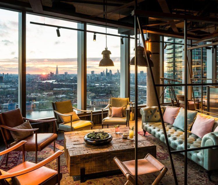 Bokan Restaurant and Roof Terrace, London 7