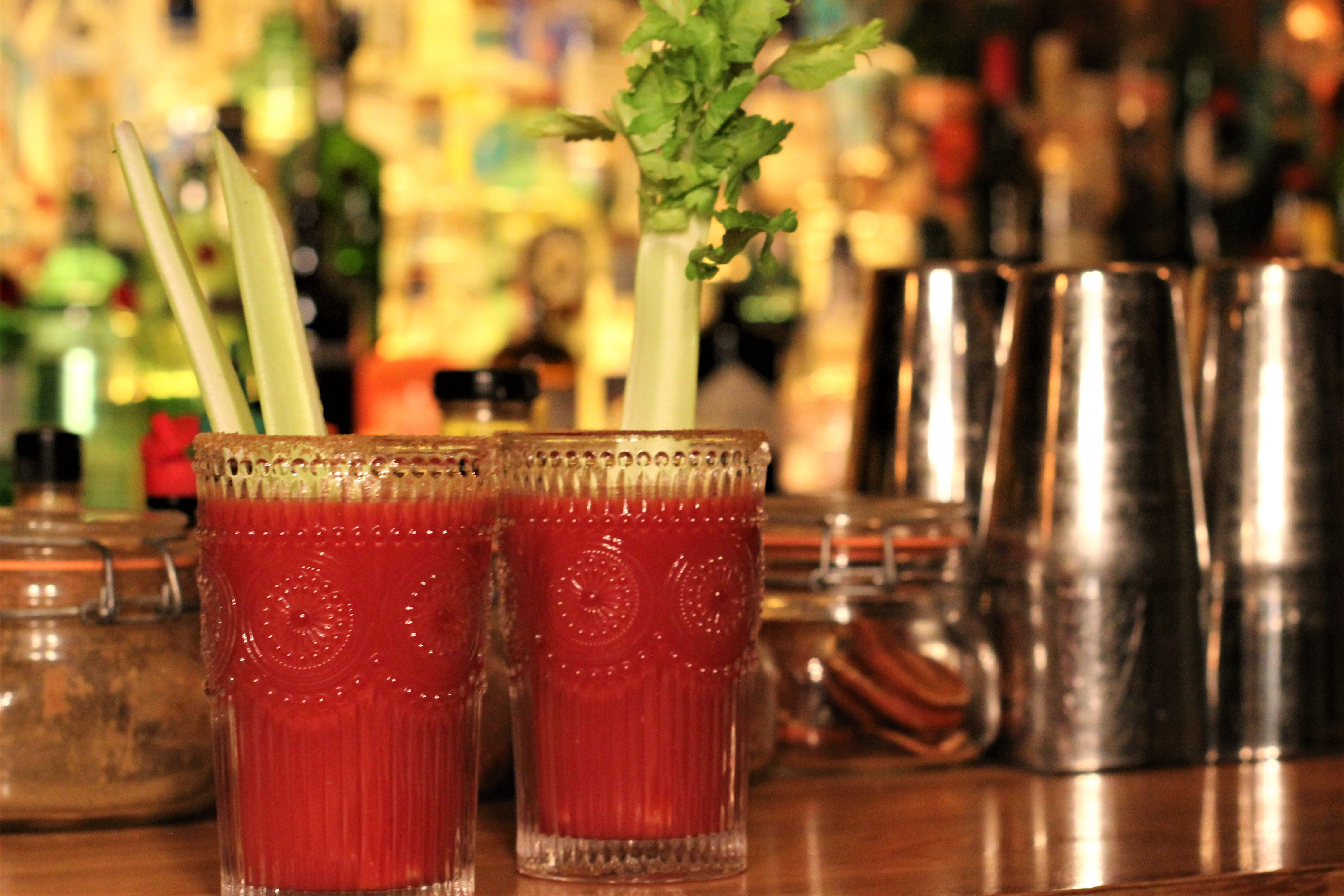 Bloody Mary Cocktail Lounge, Barcelona 1