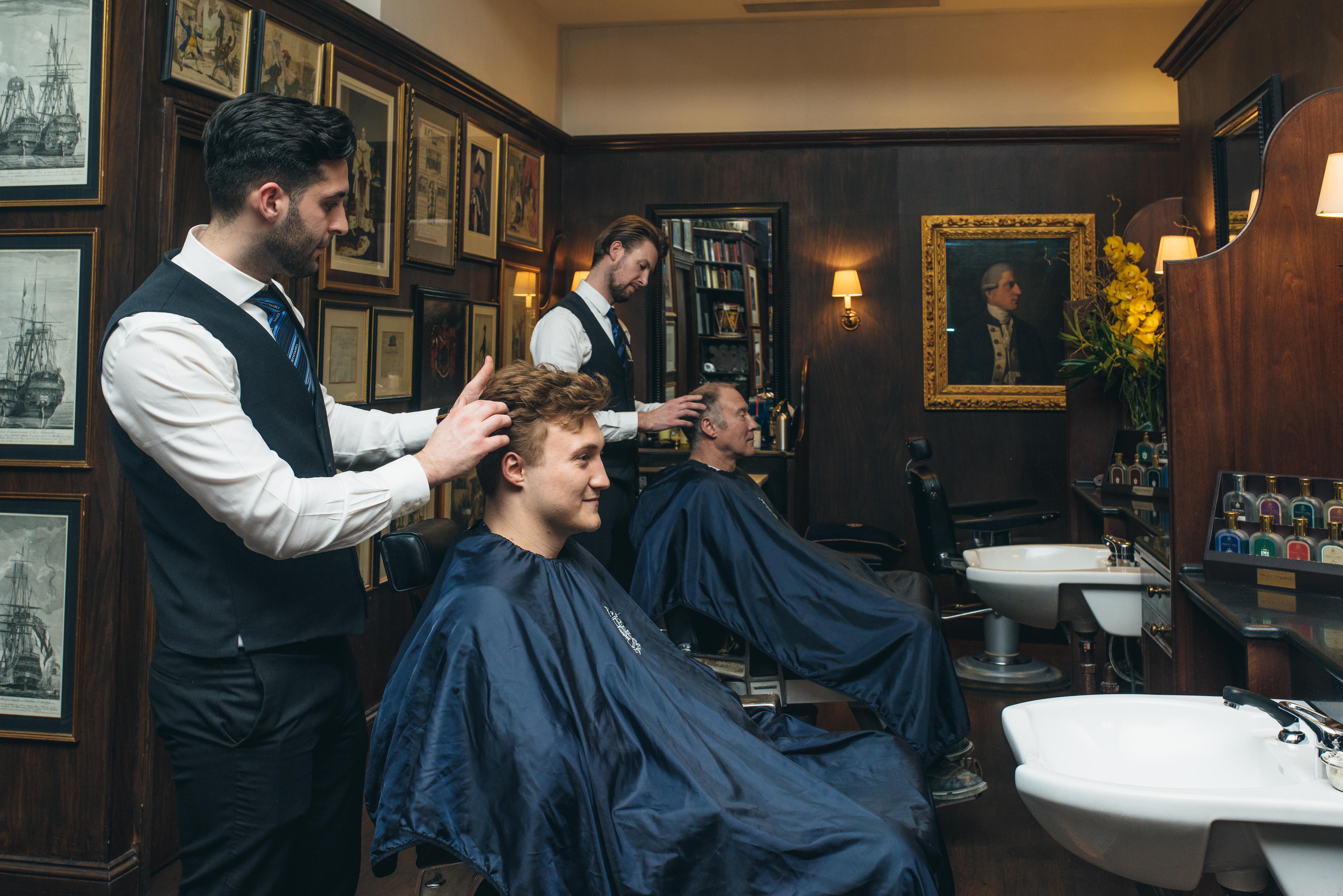 Truefitt & Hill, a masterclass in barbering 1