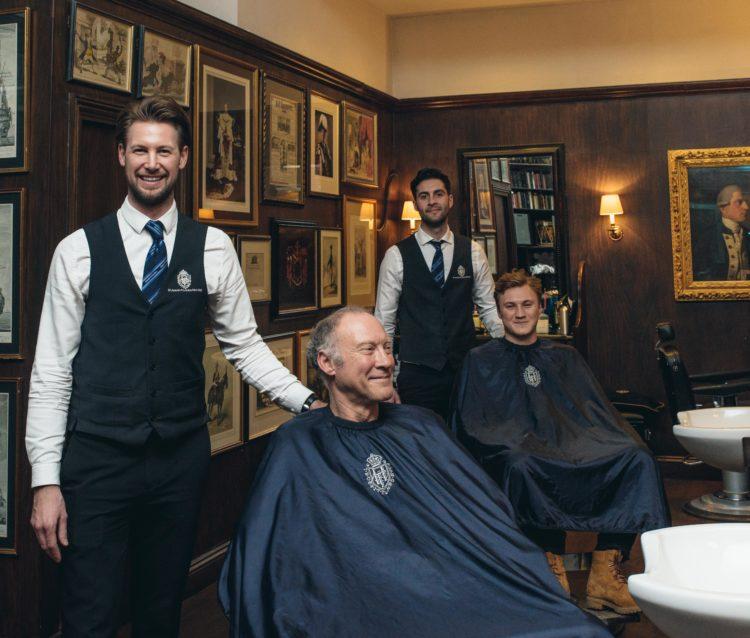 Truefitt & Hill, a masterclass in barbering 2