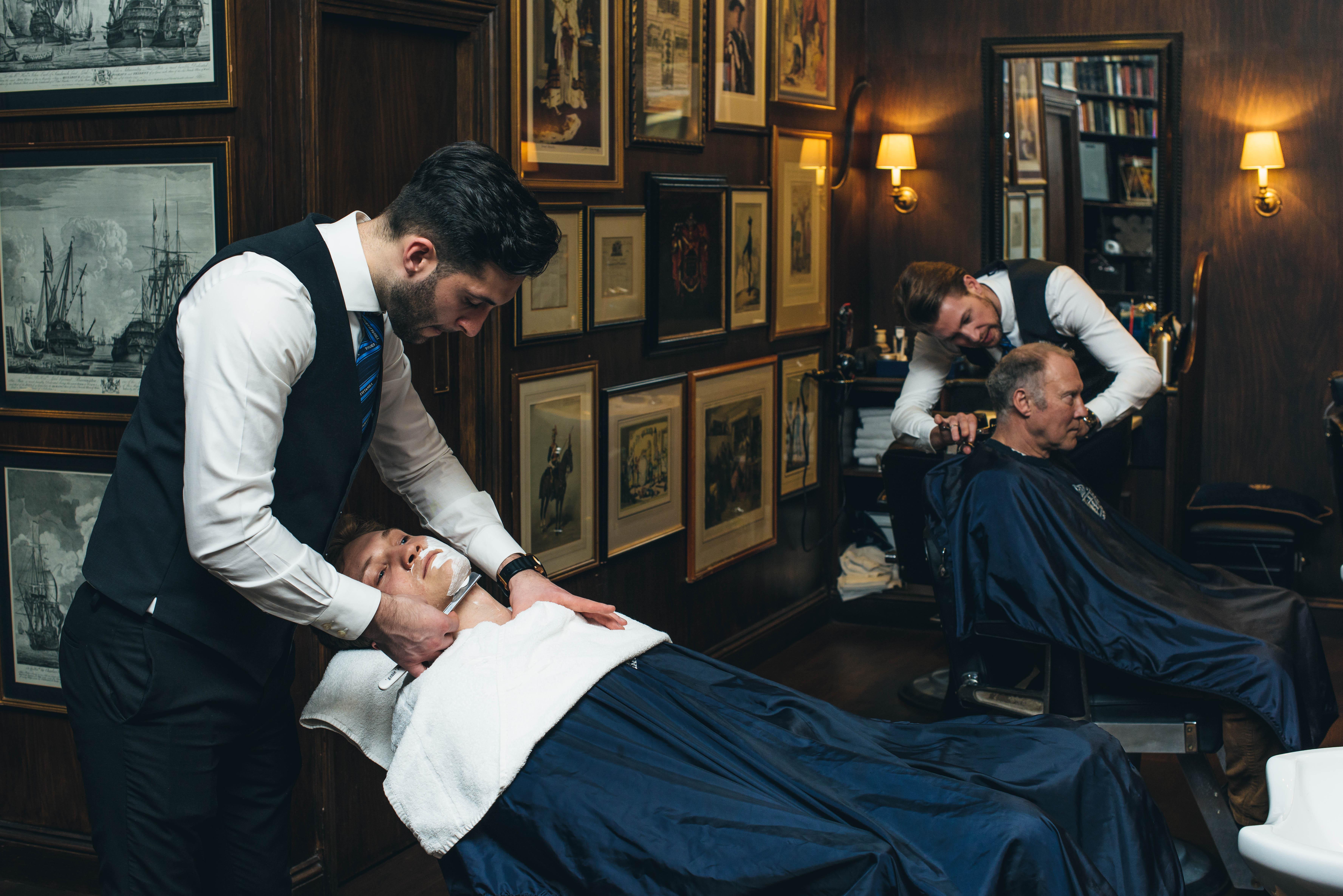 Truefitt & Hill, a masterclass in barbering