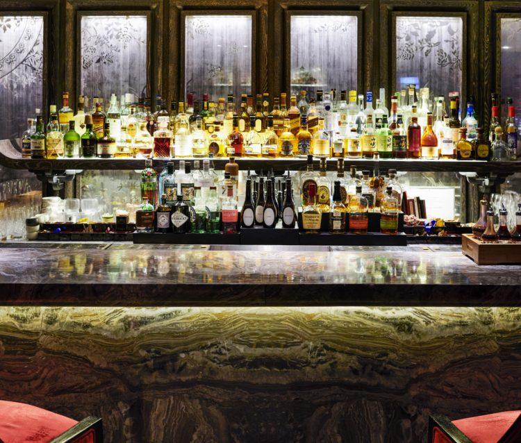 GŌNG Bar, Shangri-La at The Shard, London