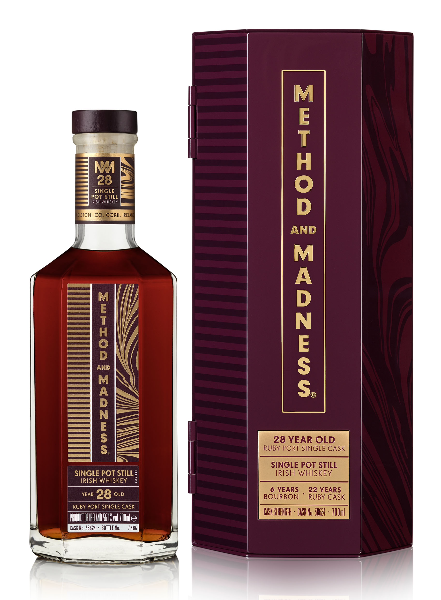 Method and Madness Whiskey 2