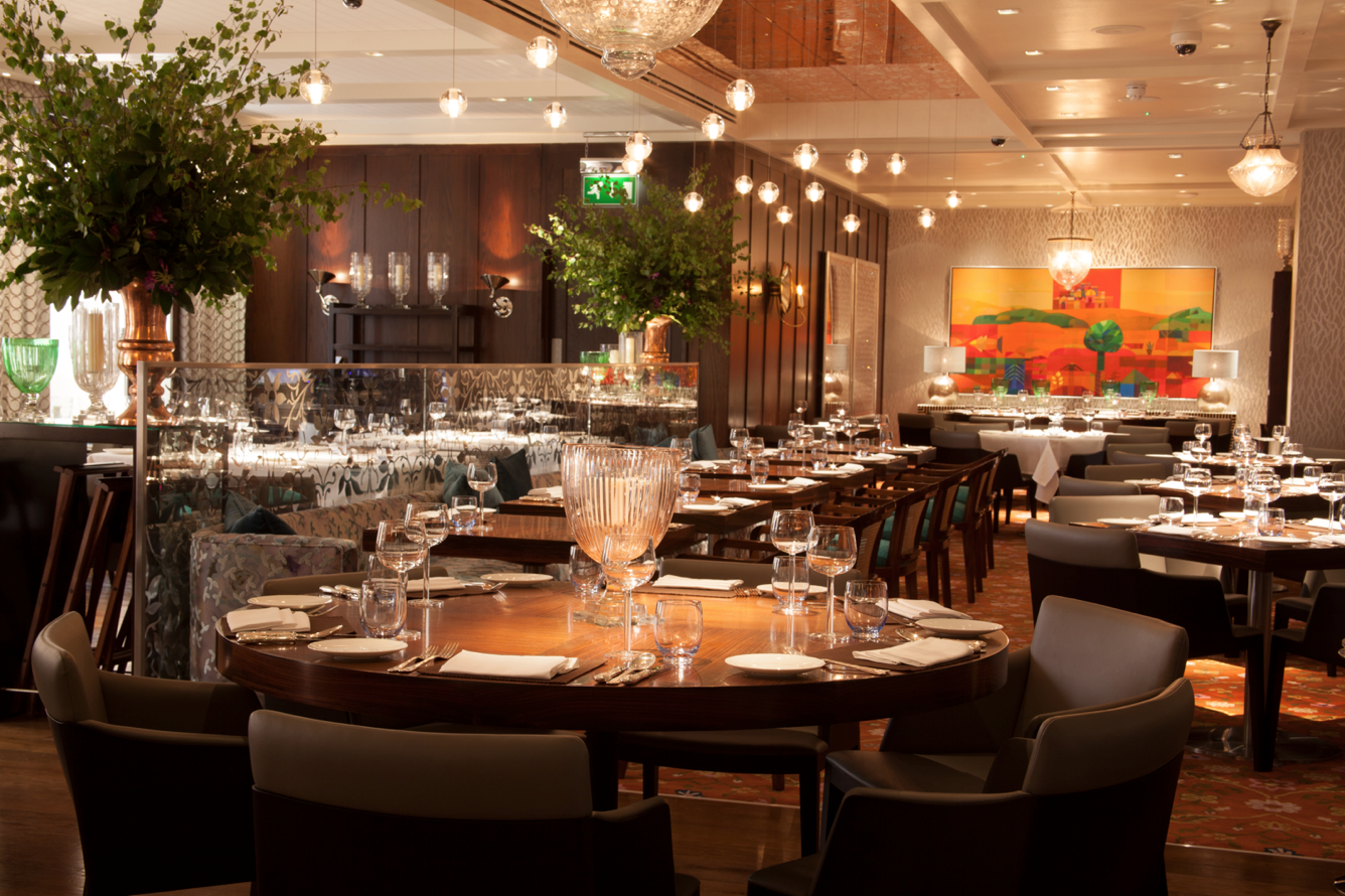 Chutney Mary Restaurant, London