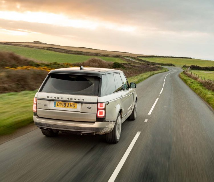 Into the Wild... An Eco-Adventure with Range Rover 47