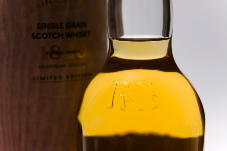 The Grain of Truth - The Tweedale Whisky at Locke & Co 2