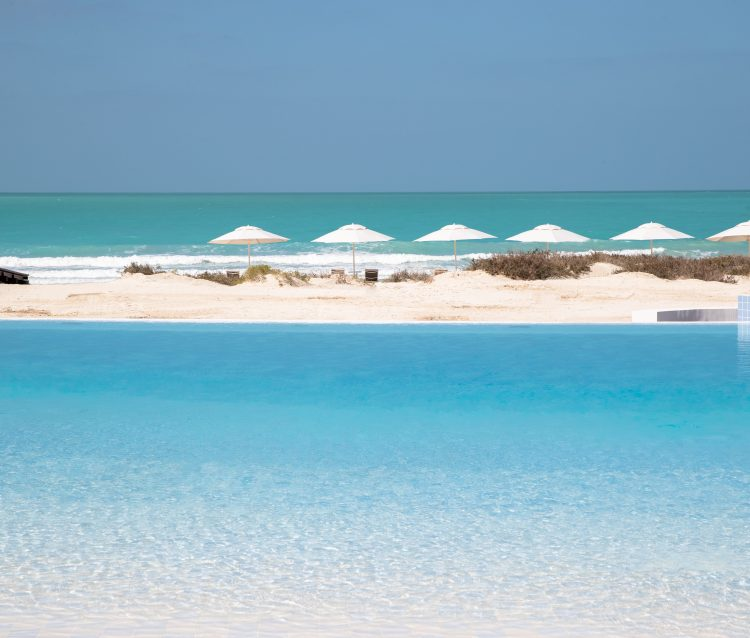 Jumeirah at Saadiyat Island Resort - Pool & Beach-2