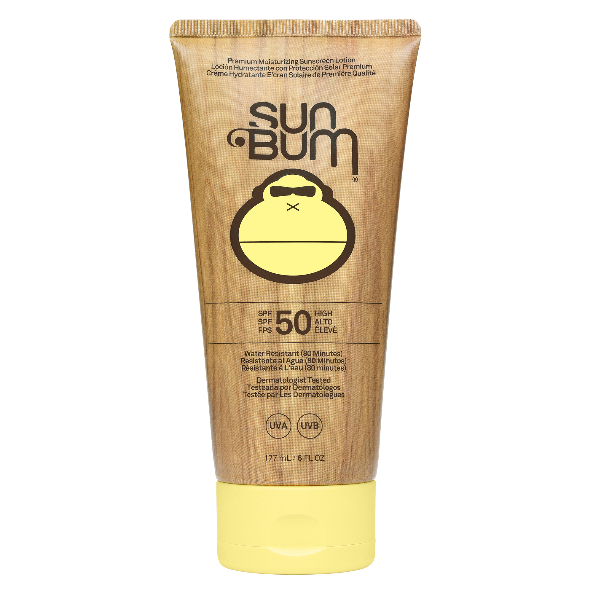 Sun Bum Sunscreen Lotion SPF 50 (front)
